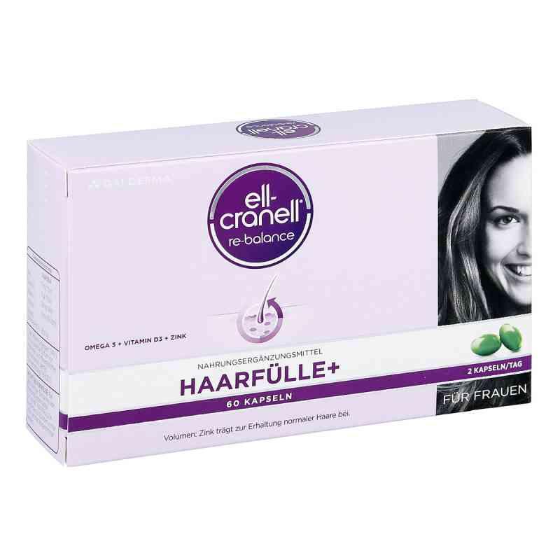 Ell-cranell Haarfülle+ für Frauen Kapseln zamów na apo-discounter.pl