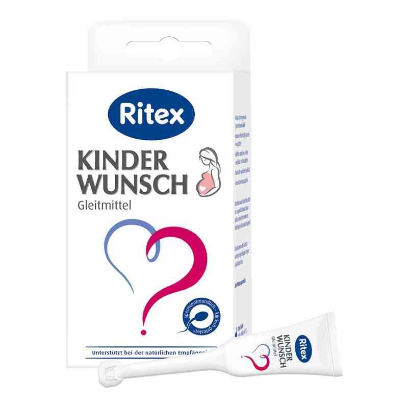 Ritex Kinderwunsch Gleitmittel Gel zamów na apo-discounter.pl