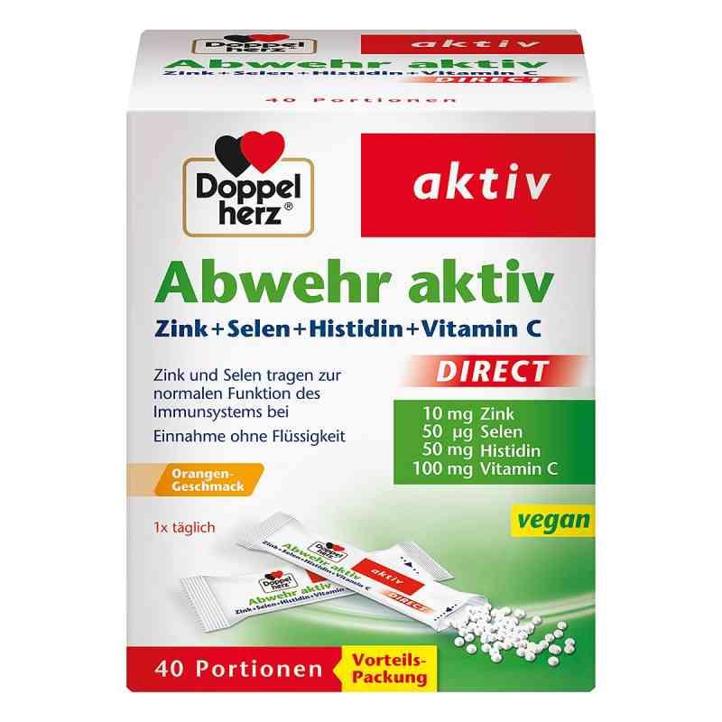 Doppelherz Abwehr aktiv Direct Pellets  zamów na apo-discounter.pl