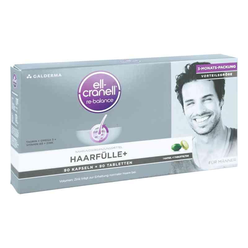 Ell-cranell Haarfülle+ für Männer Kombipackung zamów na apo-discounter.pl