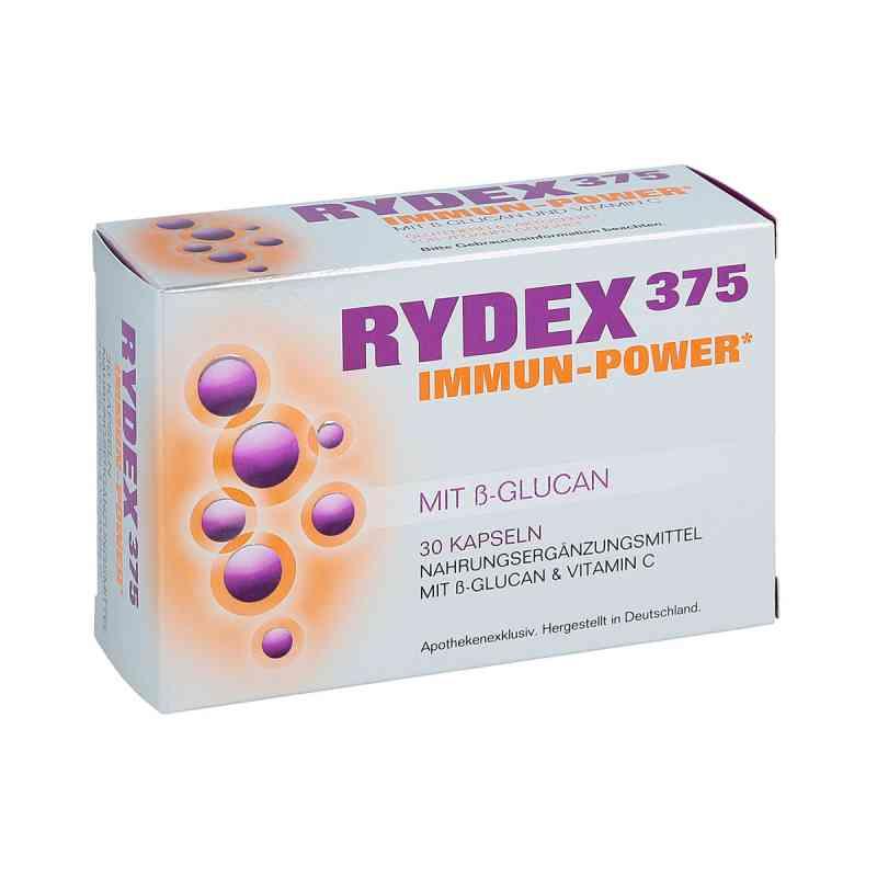 Rydex 375 Beta-glucan und Vitamin C Kapseln zamów na apo-discounter.pl