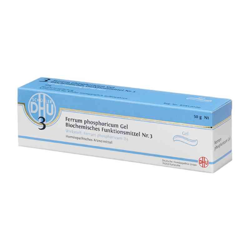 Biochemie Dhu 3 Ferrum phosphoricum D 4 Gel zamów na apo-discounter.pl