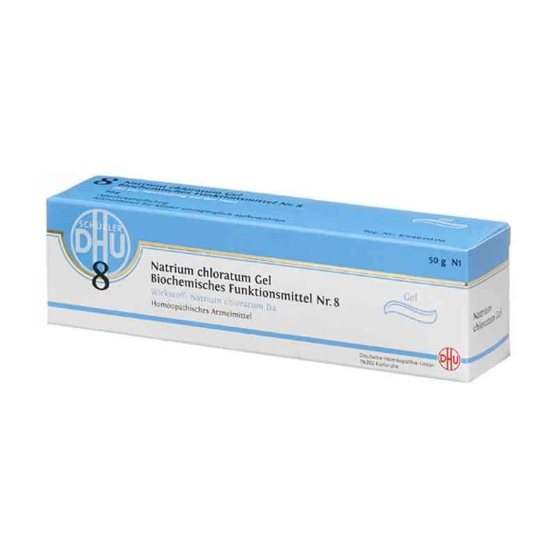 Biochemie Dhu 8 Natrium chloratum D 4 Gel  zamów na apo-discounter.pl