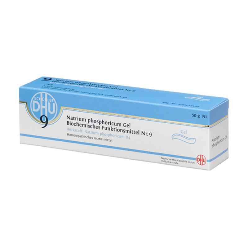 Biochemie Dhu 9 Natrium phosphoricum D 4 Gel zamów na apo-discounter.pl