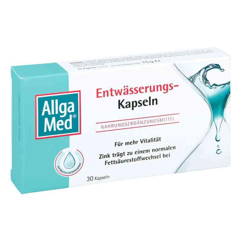 Allga Med Entwässerungs-kapseln  zamów na apo-discounter.pl