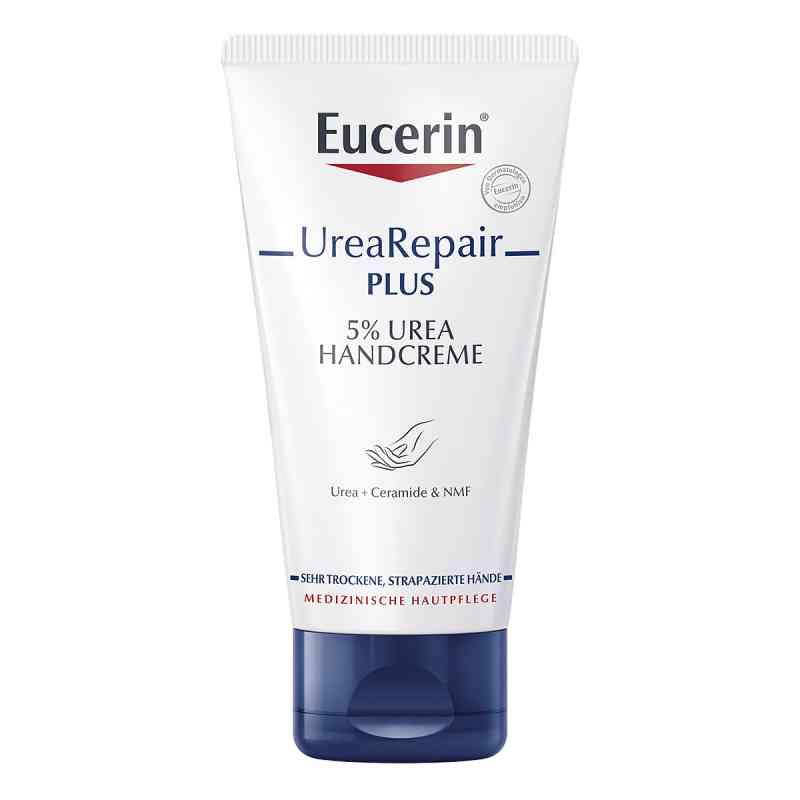 Eucerin Urearepair Plus krem do rąk 5%   zamów na apo-discounter.pl