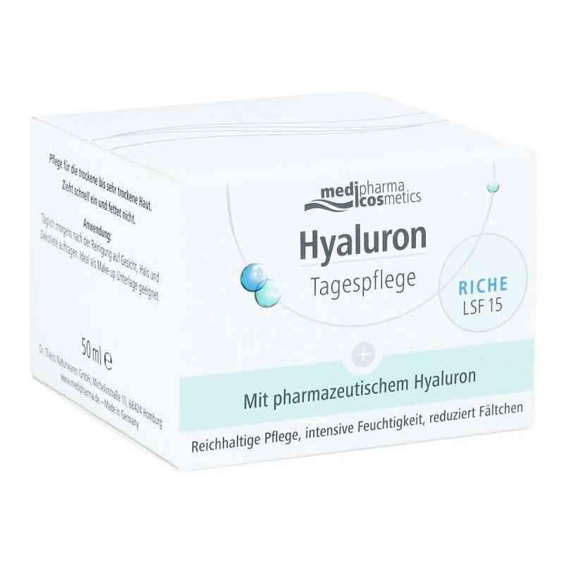 Hyaluron Tagespflege riche Creme Lsf 20  zamów na apo-discounter.pl