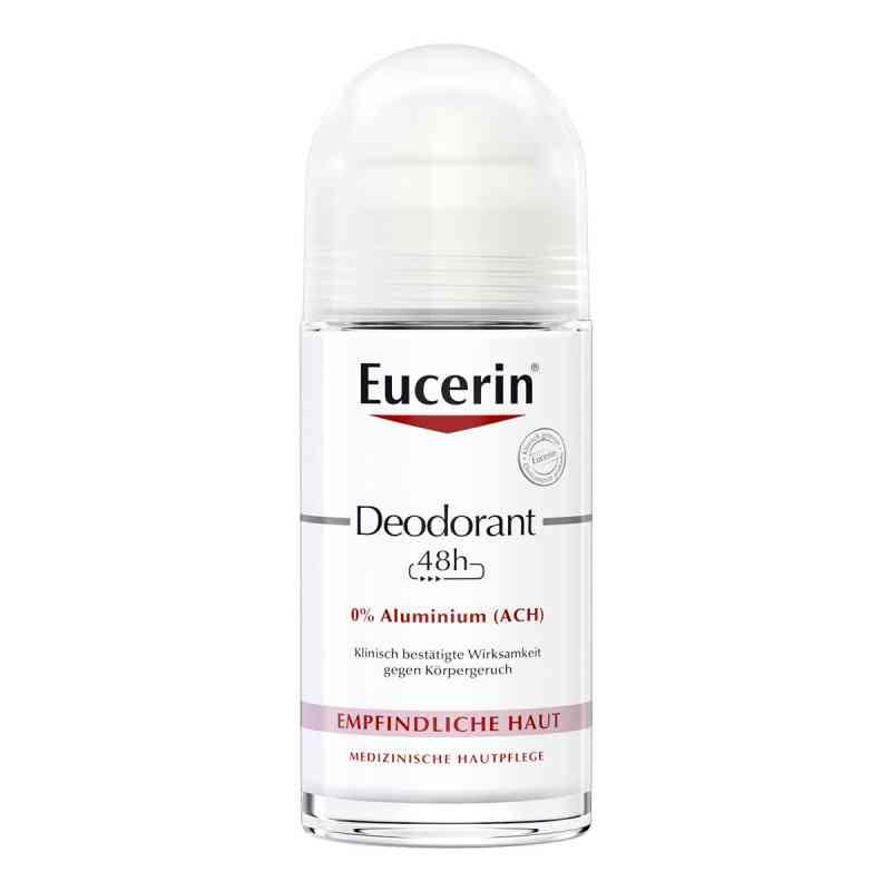Eucerin Deodorant Roll-on 0% Aluminium zamów na apo-discounter.pl