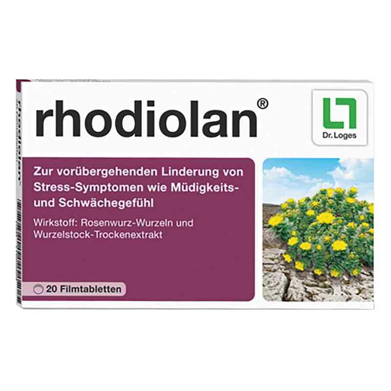 Rhodiolan Filmtabletten zamów na apo-discounter.pl