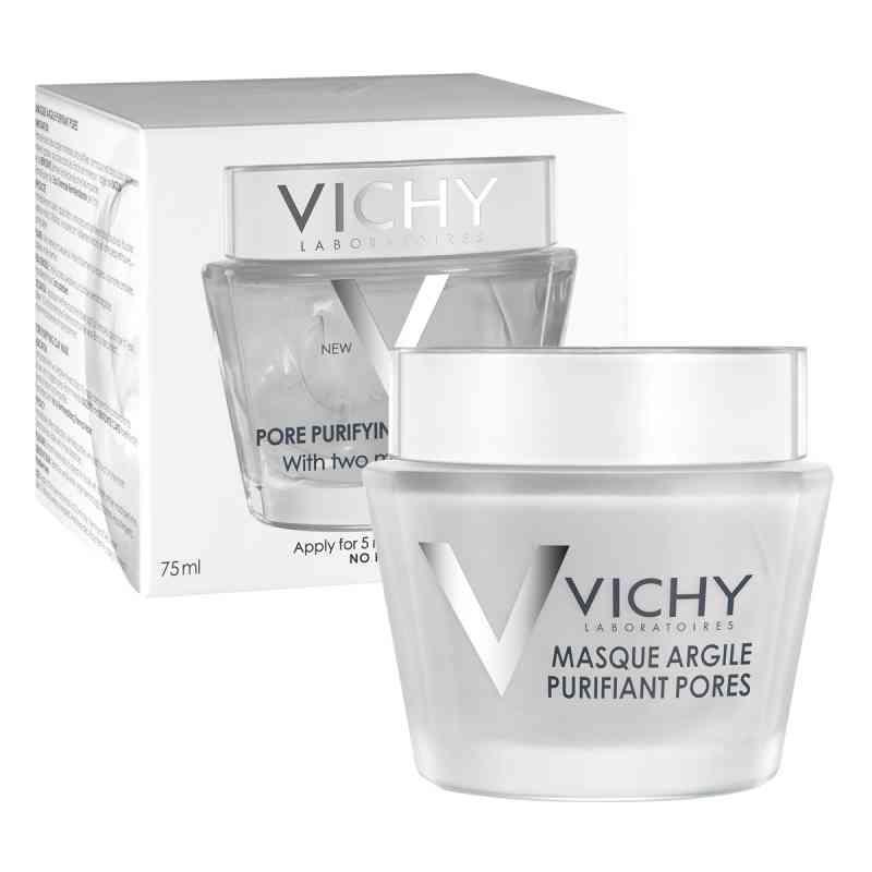 Vichy Maska oczyszczająca pory z glinką  zamów na apo-discounter.pl