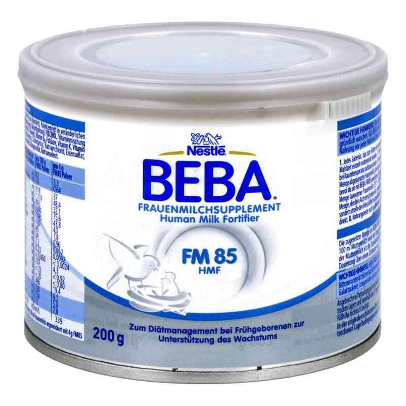 Nestle Beba Fm 85 Frauenmilchsupplement Pulver  zamów na apo-discounter.pl