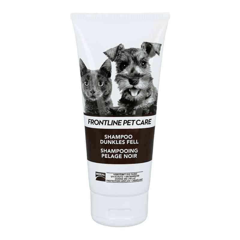 Frontline Pet Care szampon dla zwierząt o ciemnej sierści  zamów na apo-discounter.pl