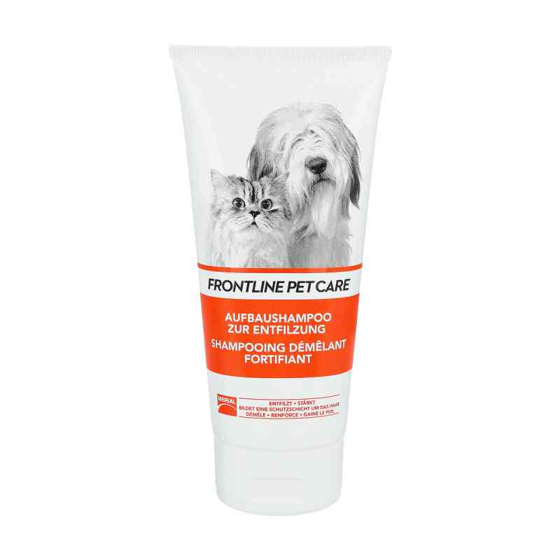 Frontline Pet Care Aufbaushampoo zur, zum Entfilzung veterinär  zamów na apo-discounter.pl