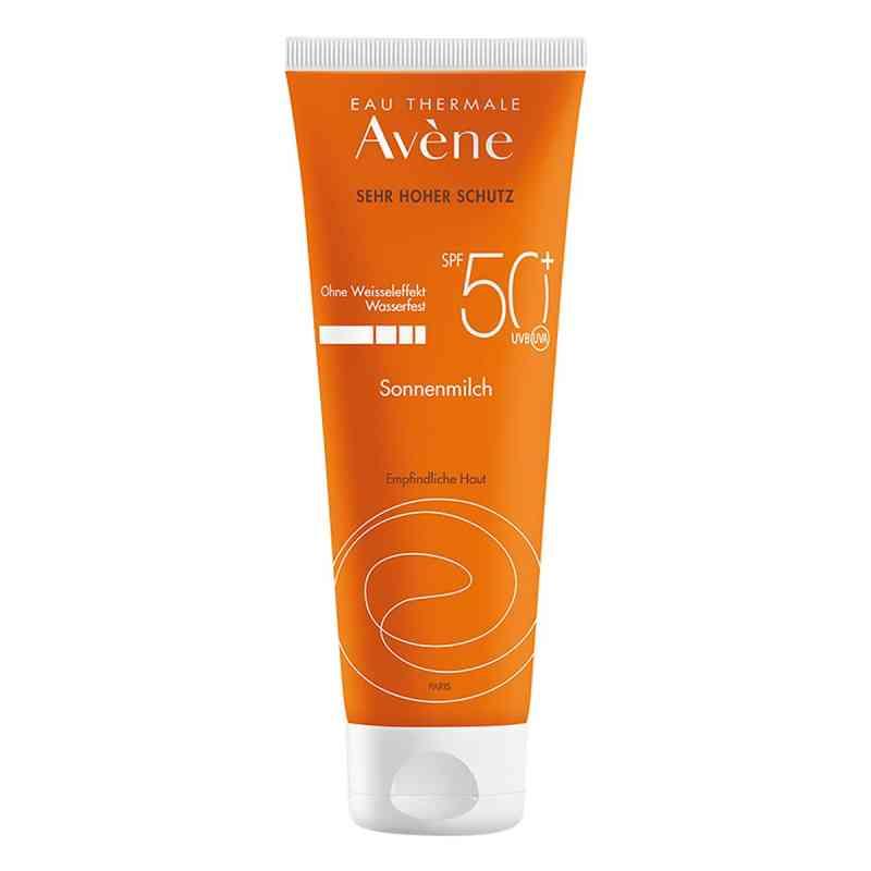 Avene Sunsitive Sonnenmilch Spf 50+ zamów na apo-discounter.pl