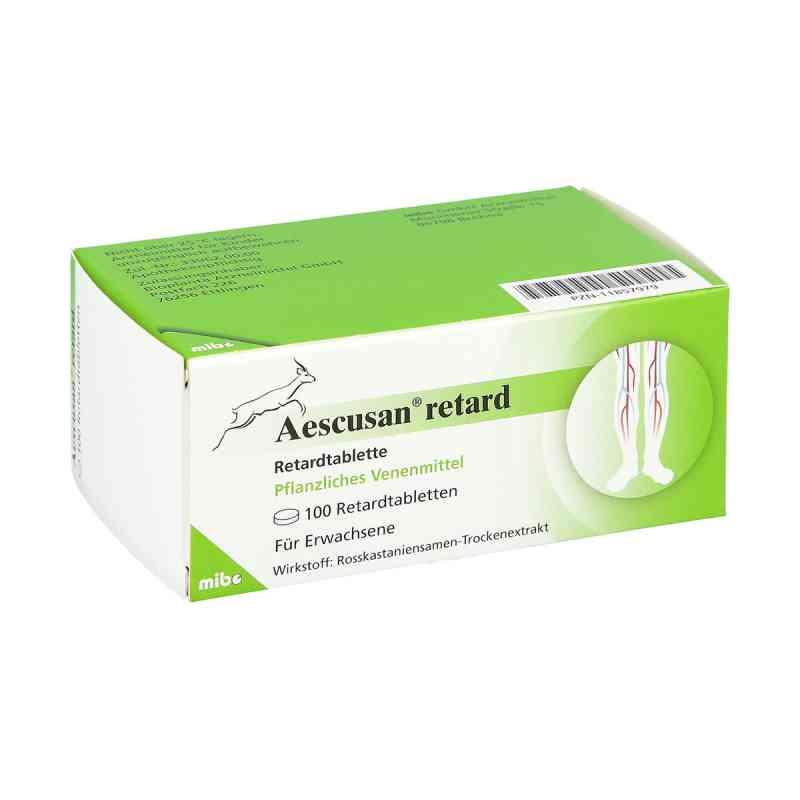 Aescusan retard 50 Retardtabletten zamów na apo-discounter.pl