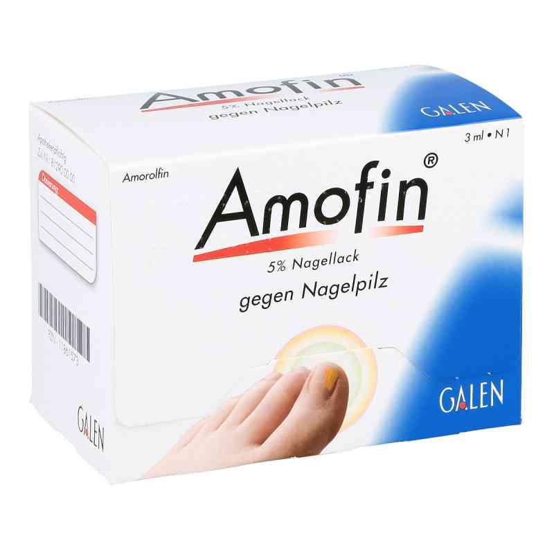Amofin 5% Nagellack  zamów na apo-discounter.pl