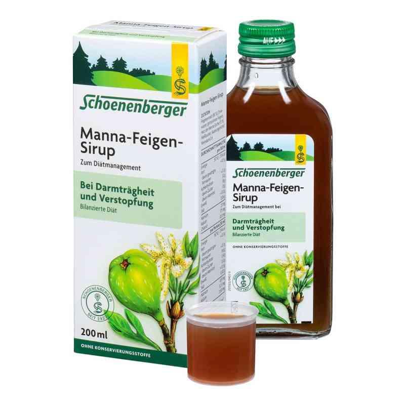Manna-feigen-sirup Schoenenberger zamów na apo-discounter.pl