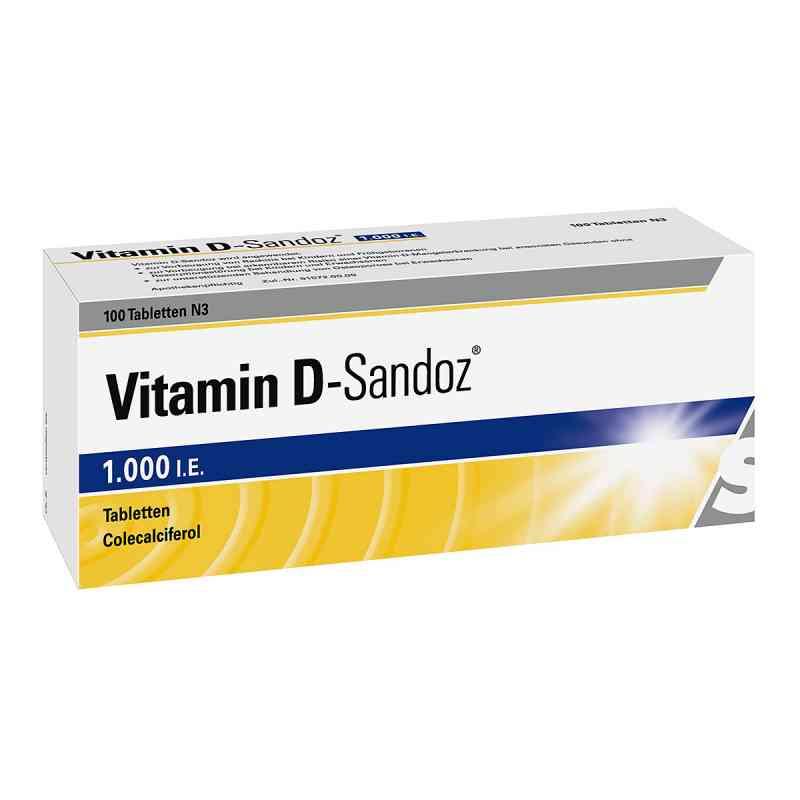 Vitamin D Sandoz 1.000 I.e. Tabletten  zamów na apo-discounter.pl