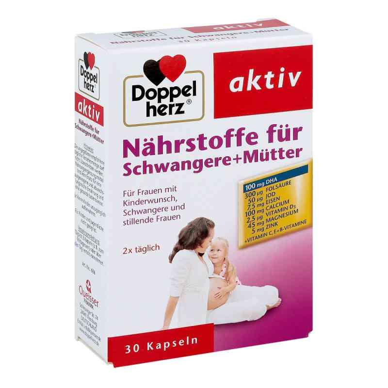 Doppelherz Nährstoffe für Schwangere+mütter Kapsel (n)   zamów na apo-discounter.pl