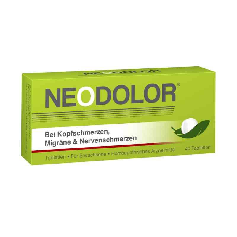 Neodolor Tabletten  zamów na apo-discounter.pl