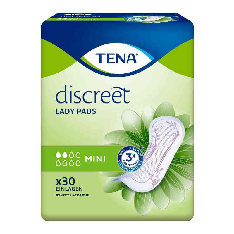 Tena Lady Discreet Einlagen mini zamów na apo-discounter.pl