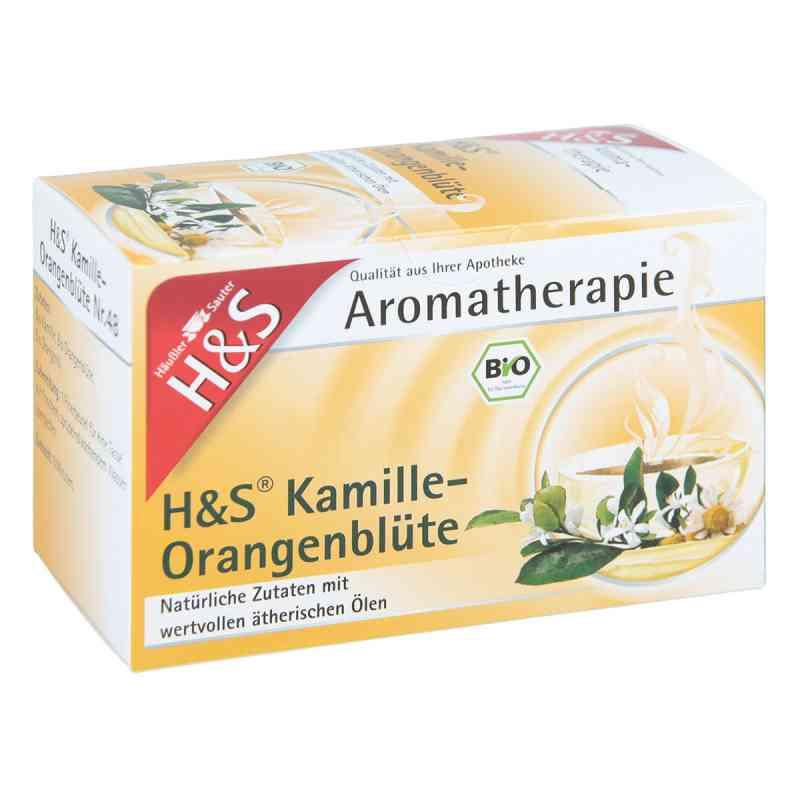 H&s Bio Kamille-orangenblüte Aromather.filterbeut.  zamów na apo-discounter.pl
