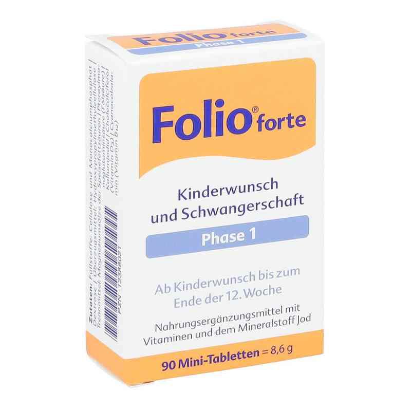 Folio 1 forte Filmtabletten zamów na apo-discounter.pl