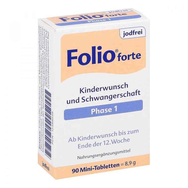 Folio 1 forte jodfrei Filmtabletten  zamów na apo-discounter.pl