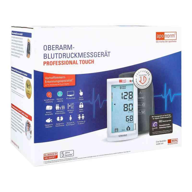 Aponorm Blutdruck Messgerät Prof.touch Oberarm  zamów na apo-discounter.pl