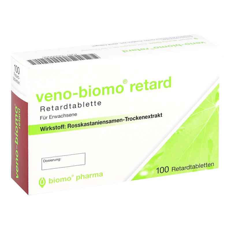 Veno-biomo retard Retardtabletten zamów na apo-discounter.pl