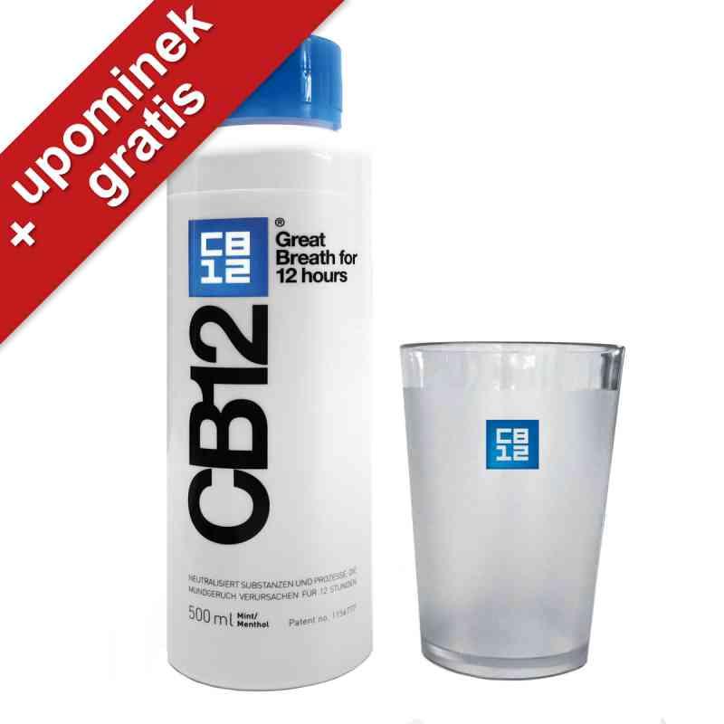 CB12 Płyn do płukania jamy ustnej + gratis  zamów na apo-discounter.pl