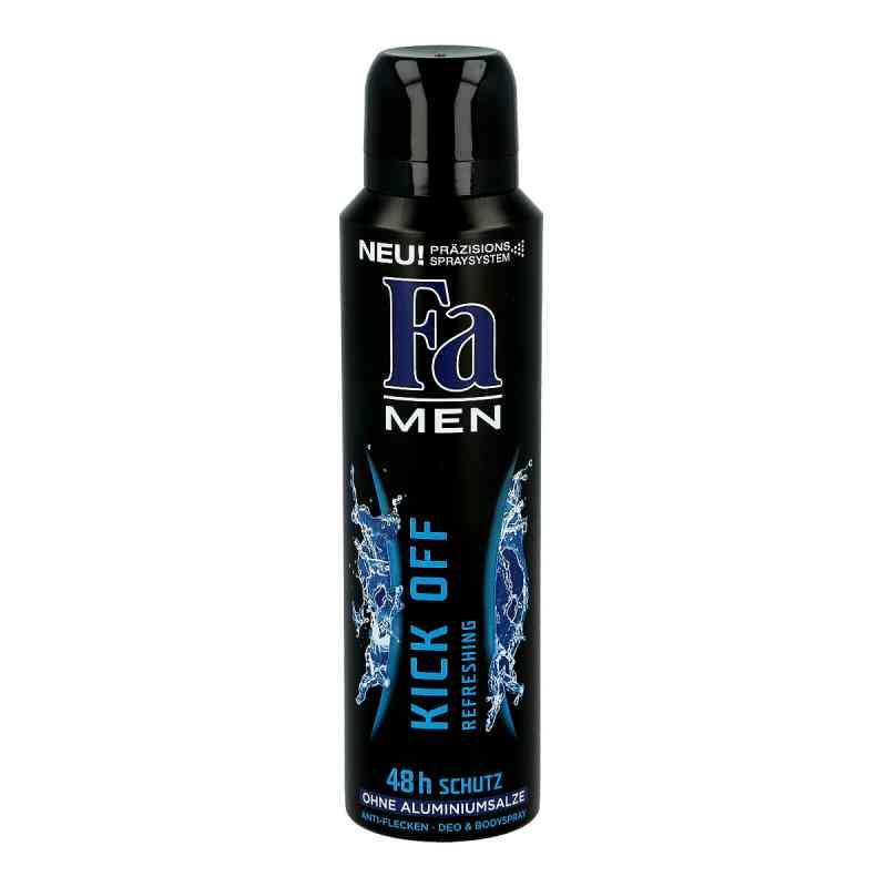 Fa Deo Spray Men Kick Off Refreshing 48h  zamów na apo-discounter.pl