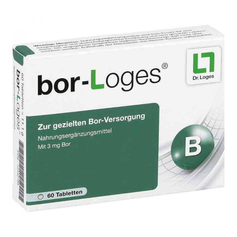 Bor-loges Tabletten zamów na apo-discounter.pl