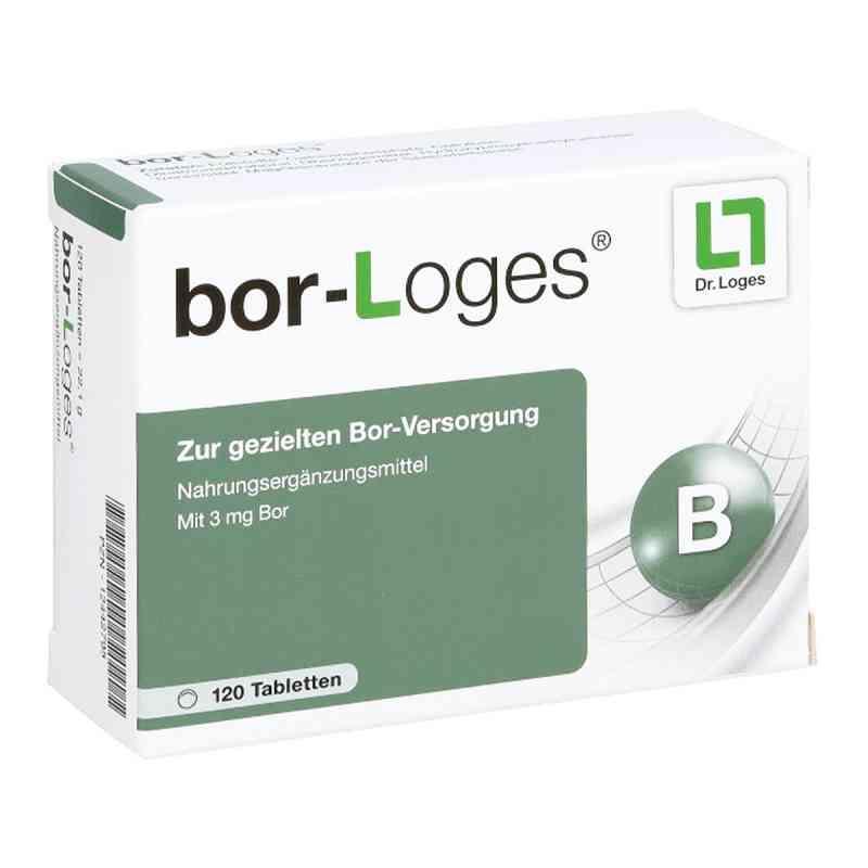Bor-loges tabletki  zamów na apo-discounter.pl