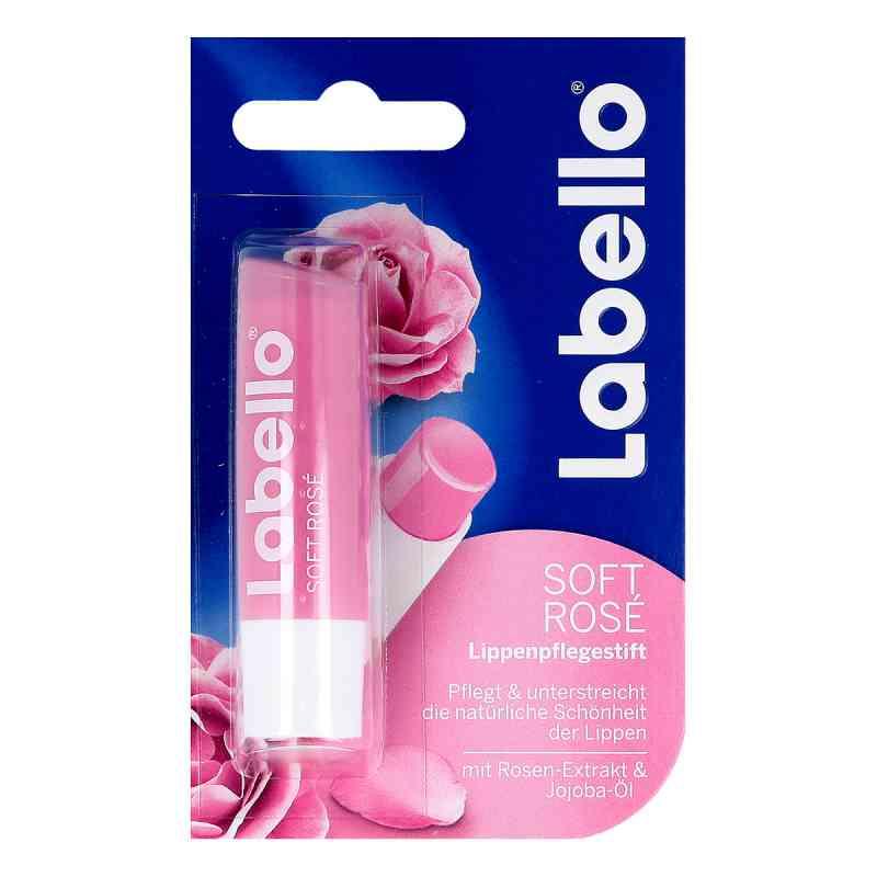 Labello soft rose Blister zamów na apo-discounter.pl