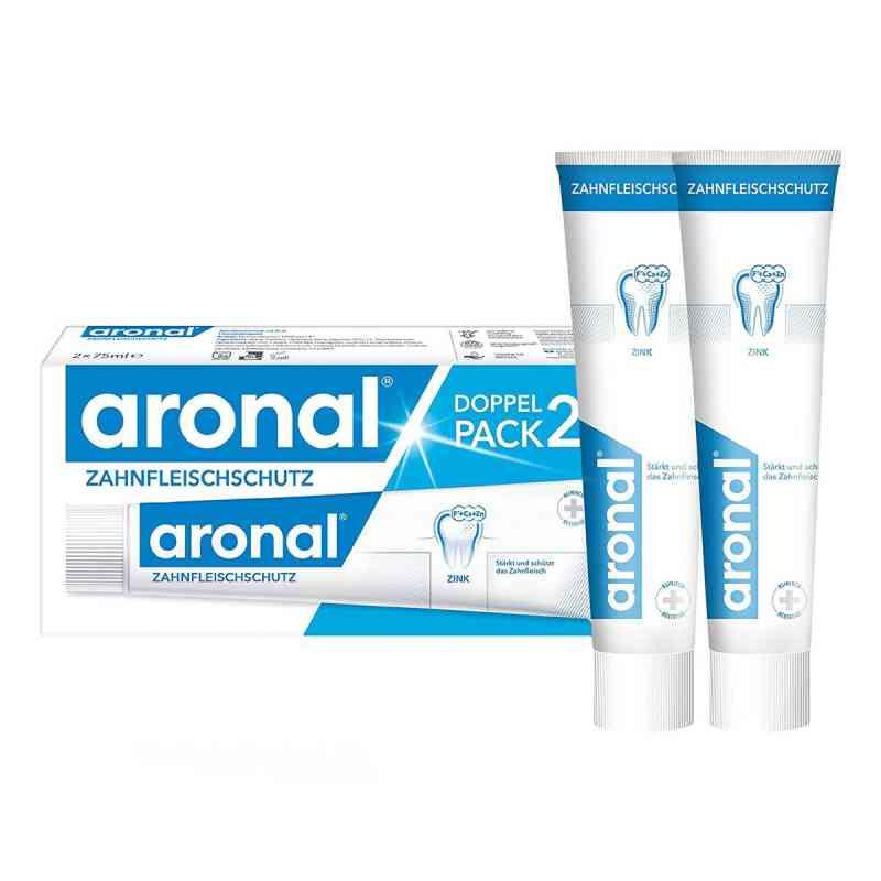 Aronal pasta do zębów, dwupak zamów na apo-discounter.pl
