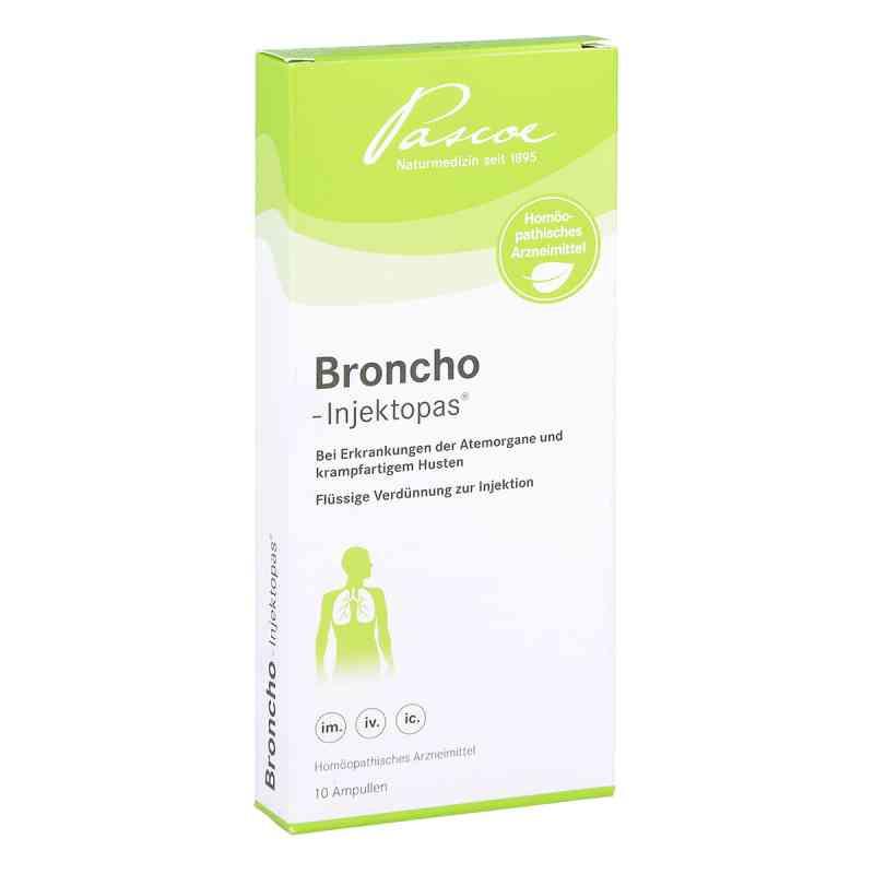 Broncho Injektopas Ampullen  zamów na apo-discounter.pl