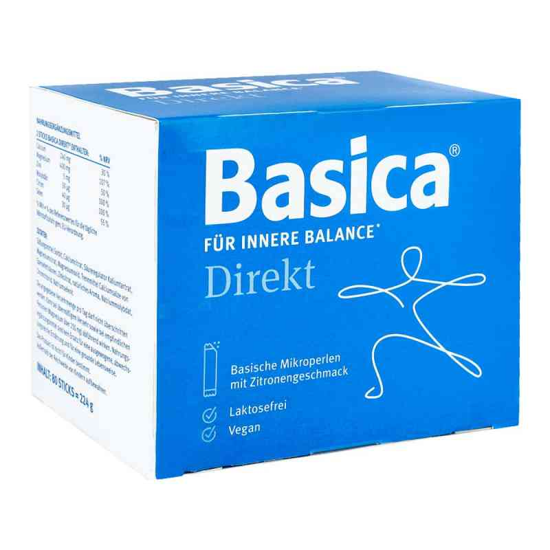 Basica direkt basische Mikroperlen  zamów na apo-discounter.pl