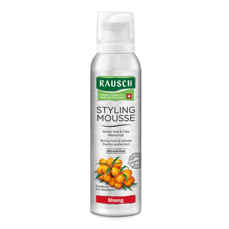 Rausch Styling Mousse strong Aerosol  zamów na apo-discounter.pl