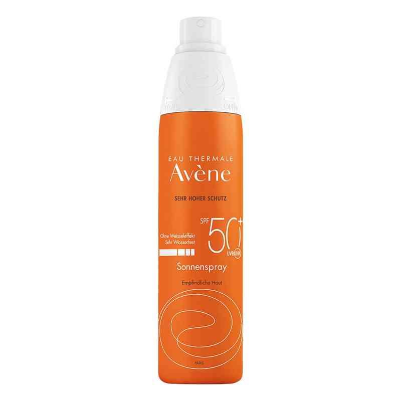 Avene Sunsitive Sonnenspray Spf 50+ zamów na apo-discounter.pl