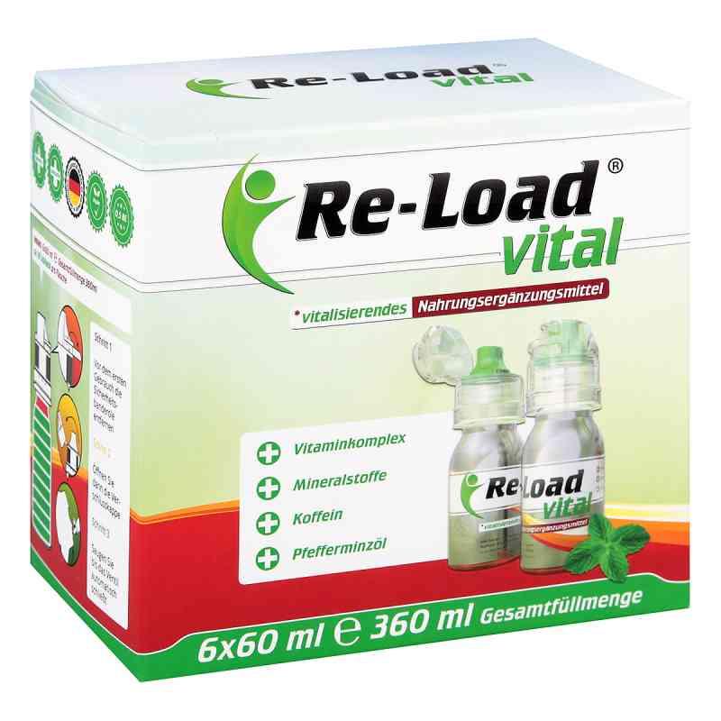 Re-load vital flüssig Multipack  zamów na apo-discounter.pl