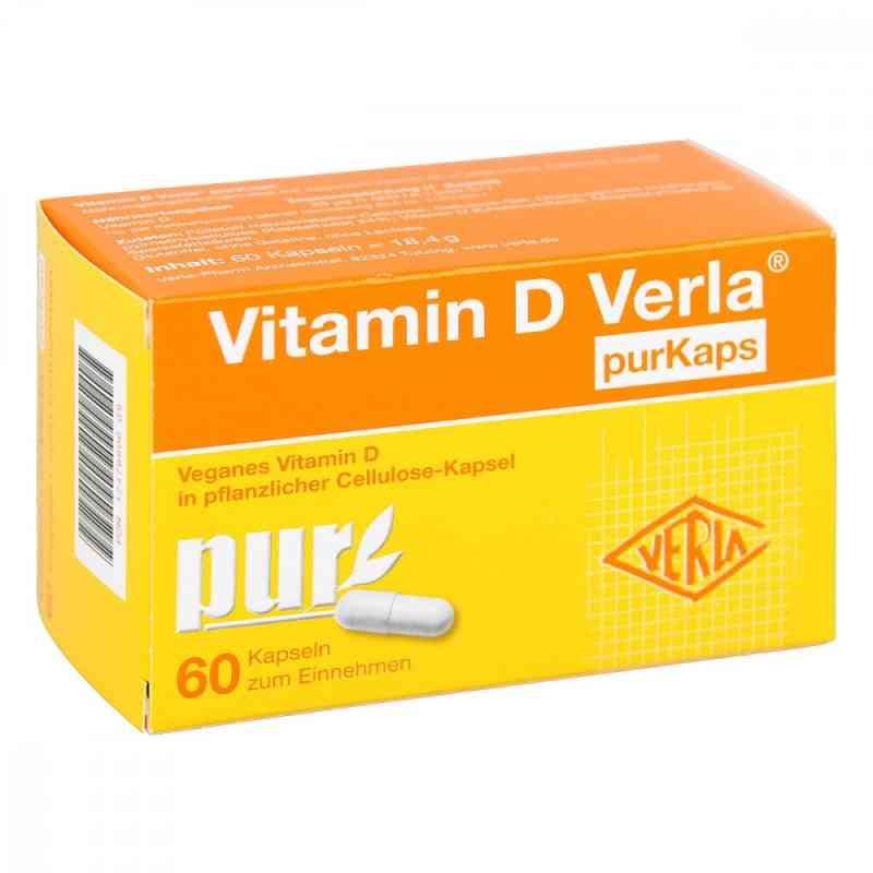 Vitamin D Verla purKaps zamów na apo-discounter.pl