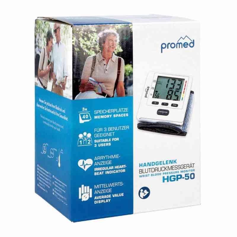 Promed Blutdruckmessgerät Handgelenk Hgp-50  zamów na apo-discounter.pl