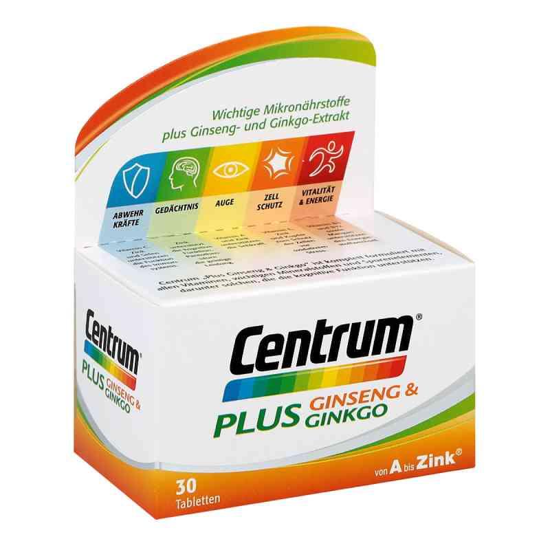 Centrum Plus Ginseng & Ginkgo Tabletten  zamów na apo-discounter.pl
