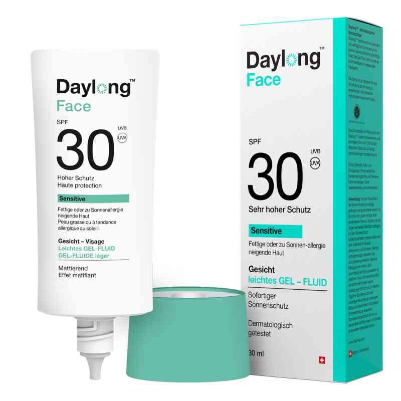 Daylong Face Gelfluid Spf 30  zamów na apo-discounter.pl