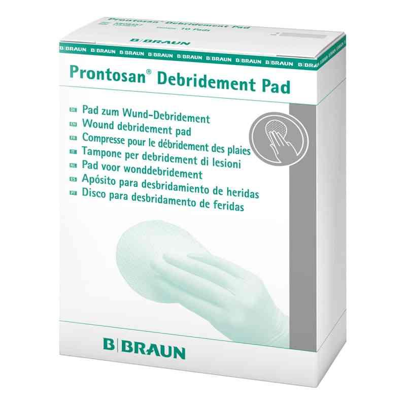 Prontosan Debridement Pad  zamów na apo-discounter.pl