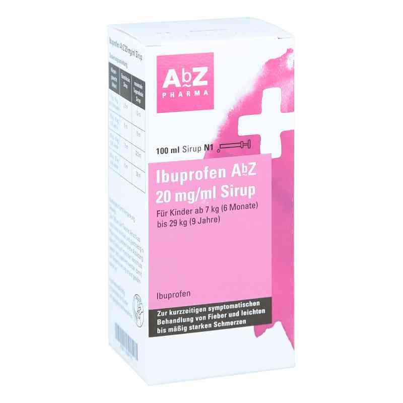 Ibuprofen Abz 20 mg/ml Sirup  zamów na apo-discounter.pl