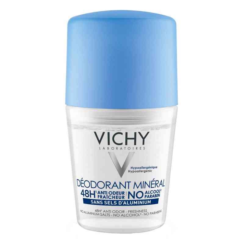 Vichy Deo Roll-on Mineral 48h ohne Aluminium zamów na apo-discounter.pl