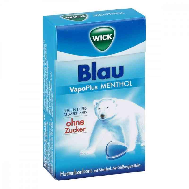 Wick Blau Menthol cukierki  zamów na apo-discounter.pl