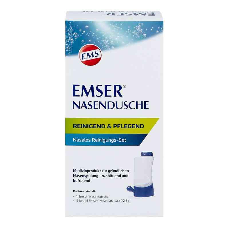 Emser Nasendusche mit 4 Beutel nasenspülsalz  zamów na apo-discounter.pl